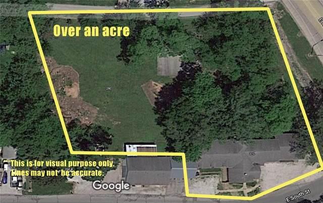 310 E South Street, Mooresville, IN 46158 (MLS #21705781) :: Corbett & Company