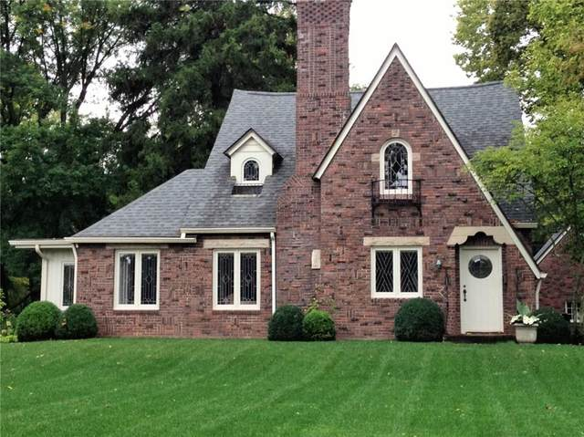 2350 Washington Street, Columbus, IN 47201 (MLS #21705962) :: The Indy Property Source