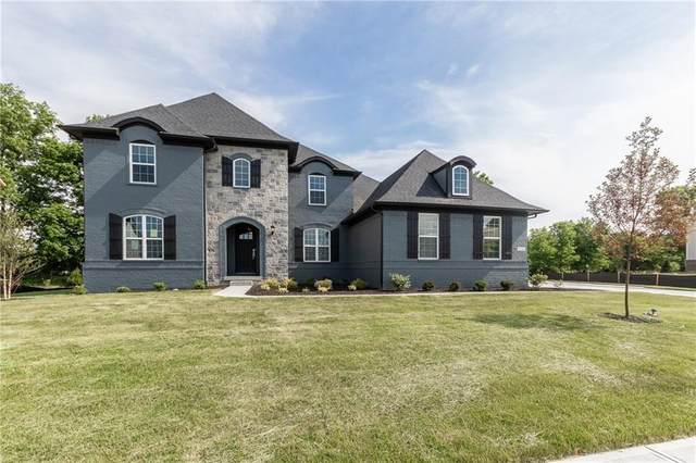 2774 Flowing Creek Place, Westfield, IN 46074 (MLS #21706549) :: Anthony Robinson & AMR Real Estate Group LLC