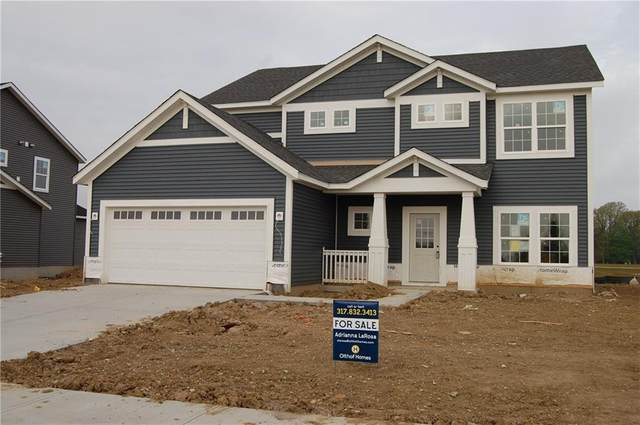 198 Megan Way, Cumberland, IN 46229 (MLS #21707370) :: The Indy Property Source