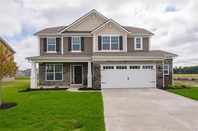 201 Tamarack Larch Boulevard, Cicero, IN 46034 (MLS #21707722) :: Heard Real Estate Team | eXp Realty, LLC