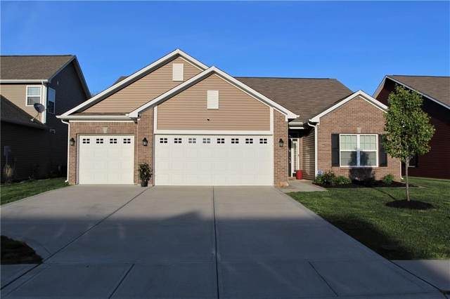 1871 Wedgewood Place, Avon, IN 46123 (MLS #21708590) :: The Indy Property Source