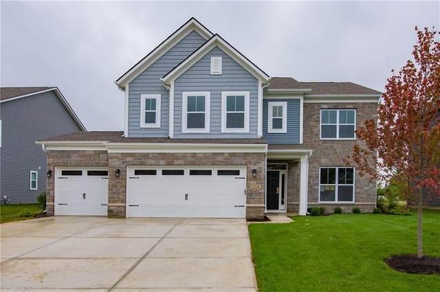 1218 Crosswater Way, Westfield, IN 46074 (MLS #21709002) :: Heard Real Estate Team | eXp Realty, LLC