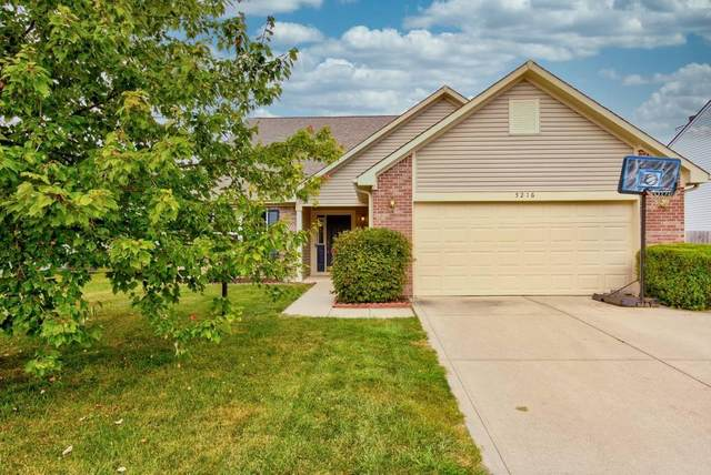 5216 Montavia Lane, Indianapolis, IN 46239 (MLS #21710036) :: Mike Price Realty Team - RE/MAX Centerstone