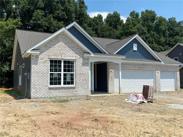 1673 S Foudray Circle, Avon, IN 46123 (MLS #21710506) :: The Evelo Team