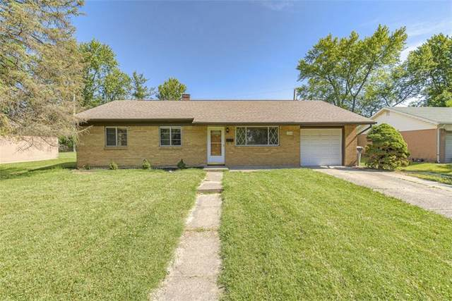 7226 E 34th Street, Indianapolis, IN 46226 (MLS #21710560) :: Anthony Robinson & AMR Real Estate Group LLC