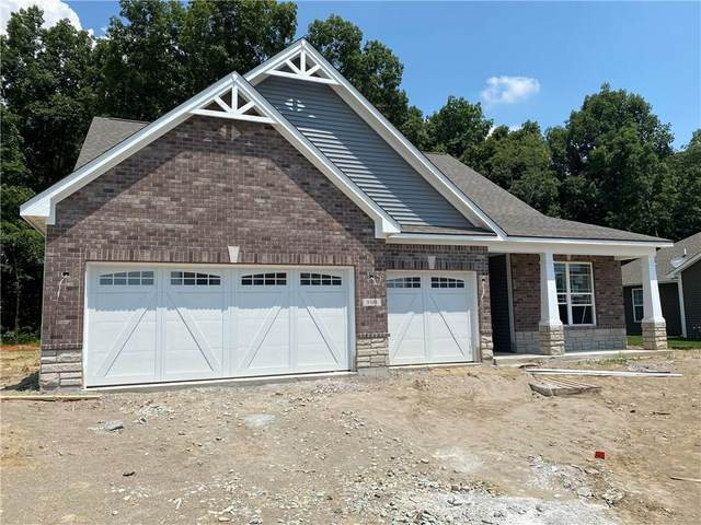 9308 S Foudray Circle, Avon, IN 46123 (MLS #21711839) :: The Evelo Team