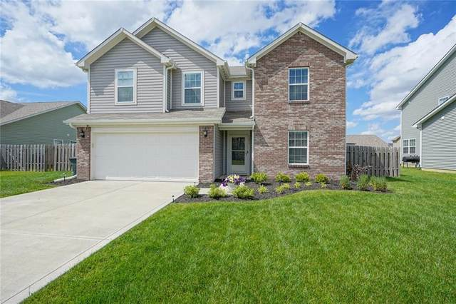 1093 W Limestone Way, Fortville, IN 46040 (MLS #21712098) :: Anthony Robinson & AMR Real Estate Group LLC