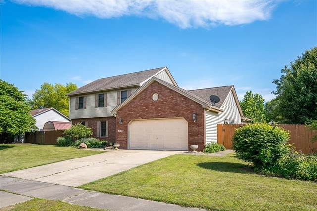3215 Brent Cross Drive, Columbus, IN 47203 (MLS #21715509) :: Mike Price Realty Team - RE/MAX Centerstone