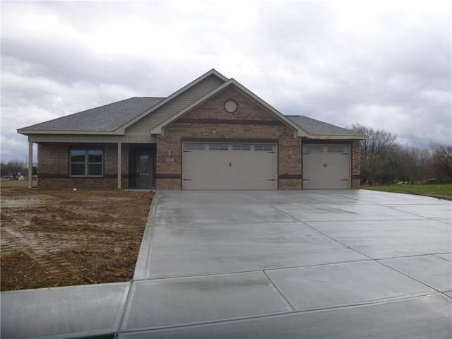 3067 W Glacier Drive, Monrovia, IN 46157 (MLS #21715658) :: AR/haus Group Realty
