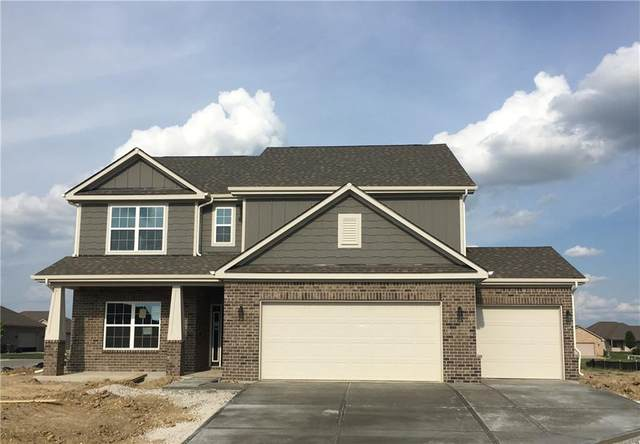 3852 Castle Hill Drive, Brownsburg, IN 46112 (MLS #21716189) :: Dean Wagner Realtors