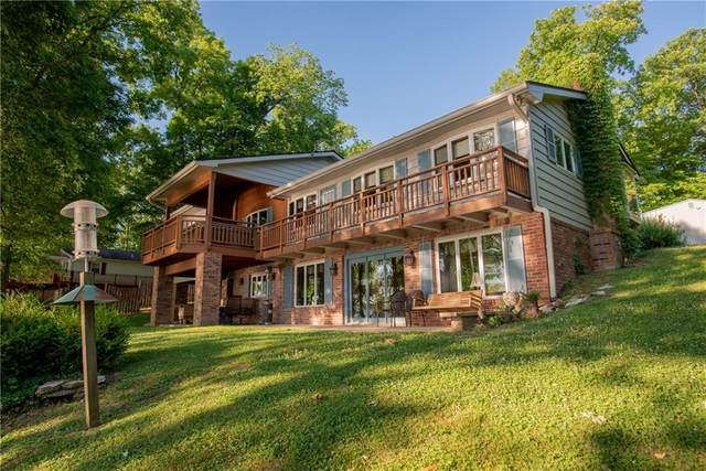 2527 S Annapolis Road, Rockville, IN 47872 (MLS #21716540) :: The Evelo Team