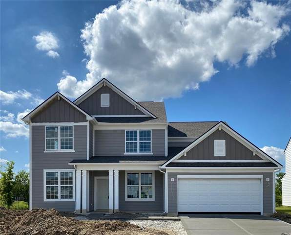 5251 Crabapple Drive, Whitestown, IN 46075 (MLS #21716681) :: Dean Wagner Realtors