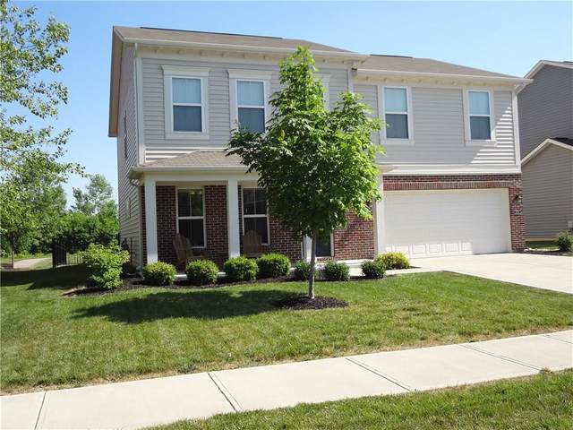 6138 W Brickell Lane, Mccordsville, IN 46055 (MLS #21718916) :: Anthony Robinson & AMR Real Estate Group LLC