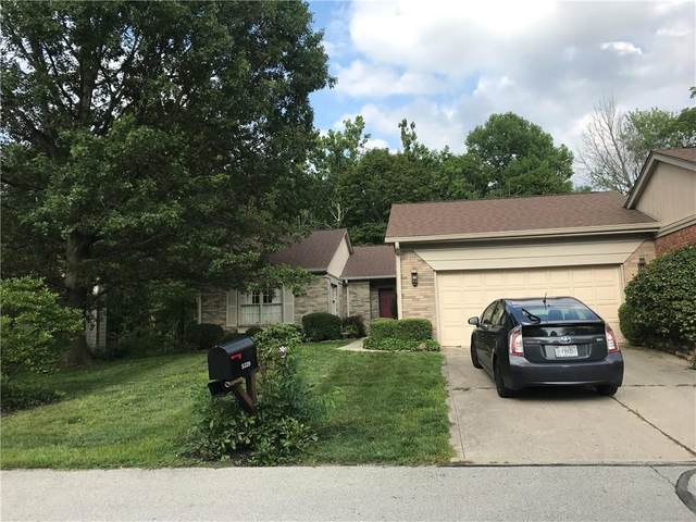 5229 Whisperwood Lane, Indianapolis, IN 46226 (MLS #21719088) :: AR/haus Group Realty