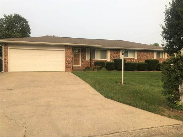 508 S Russell Drive, Greensburg, IN 47240 (MLS #21720181) :: Richwine Elite Group