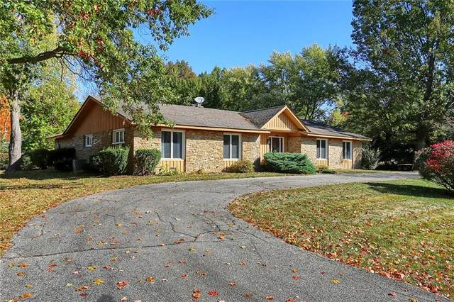 1040 Frederick Drive S, Indianapolis, IN 46260 (MLS #21720545) :: Heard Real Estate Team | eXp Realty, LLC