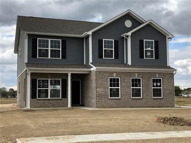6638 Laredo Drive, Mccordsville, IN 46055 (MLS #21721199) :: Heard Real Estate Team | eXp Realty, LLC