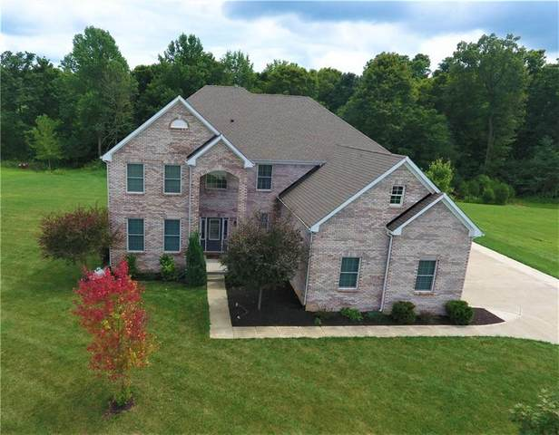 2999 Autumn Rise Drive, Martinsville, IN 46151 (MLS #21721410) :: Dean Wagner Realtors