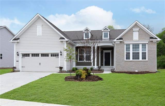 16529 Teak Drive, Noblesville, IN 46062 (MLS #21721786) :: Anthony Robinson & AMR Real Estate Group LLC