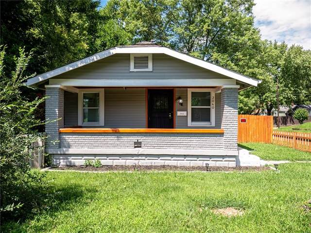 2040 E 34TH Street, Indianapolis, IN 46218 (MLS #21722205) :: Anthony Robinson & AMR Real Estate Group LLC
