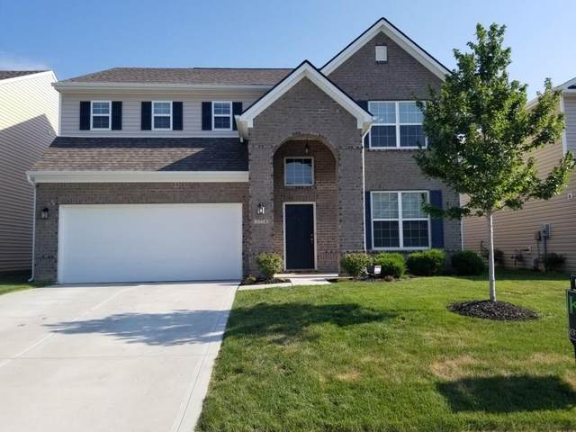 5774 Open Fields Drive, Whitestown, IN 46075 (MLS #21722505) :: Anthony Robinson & AMR Real Estate Group LLC
