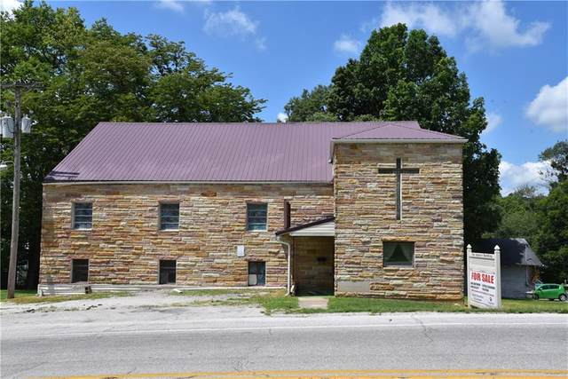 321 E Campbell Street, Paoli, IN 47454 (MLS #21722715) :: Mike Price Realty Team - RE/MAX Centerstone