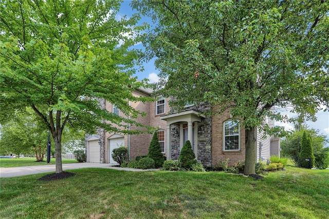 11987 Bird Key Boulevard, Fishers, IN 46037 (MLS #21722953) :: Heard Real Estate Team | eXp Realty, LLC