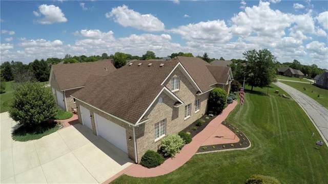 6380 W Congress Drive, Pendleton, IN 46064 (MLS #21723089) :: Mike Price Realty Team - RE/MAX Centerstone