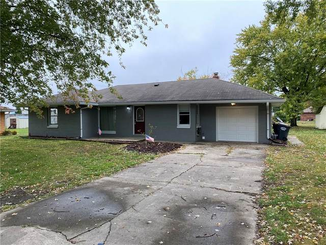 2117 Charles Street, Anderson, IN 46013 (MLS #21724017) :: The ORR Home Selling Team