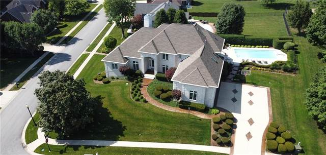 6446 Silverton Way, Indianapolis, IN 46237 (MLS #21724077) :: The Indy Property Source
