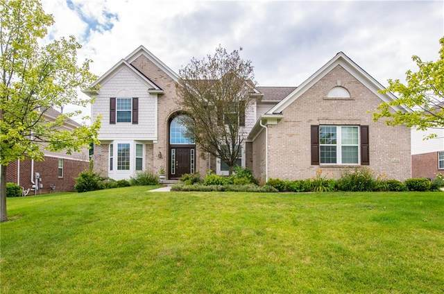 13936 Washita Court, Carmel, IN 46033 (MLS #21724129) :: Mike Price Realty Team - RE/MAX Centerstone