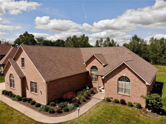 709 Foxboro Drive, Avon, IN 46123 (MLS #21725186) :: Anthony Robinson & AMR Real Estate Group LLC