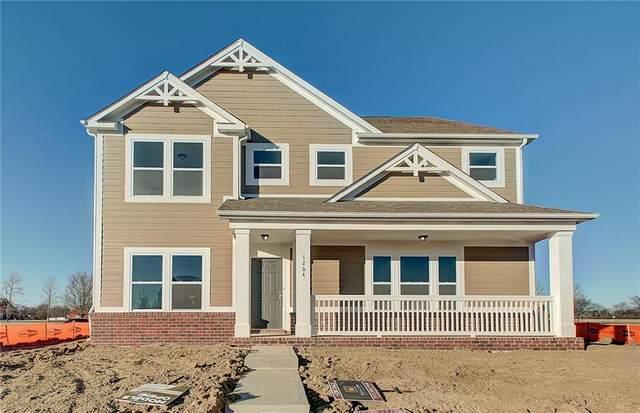 7264 Lockford Walk North, Avon, IN 46123 (MLS #21725581) :: Ferris Property Group