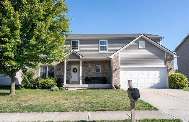 4644 Everest Drive, Westfield, IN 46062 (MLS #21727609) :: Mike Price Realty Team - RE/MAX Centerstone