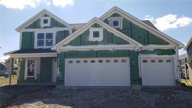 7209 Silverwood Court, Indianapolis, IN 46259 (MLS #21727701) :: Richwine Elite Group