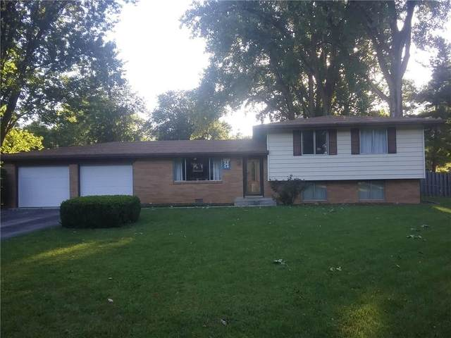 5918 Pine Hill Drive, Indianapolis, IN 46235 (MLS #21728410) :: Anthony Robinson & AMR Real Estate Group LLC