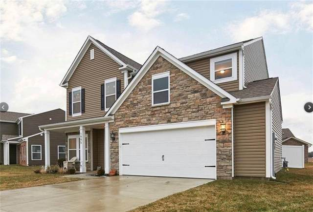 1995 Woodland Parks Drive, Columbus, IN 47201 (MLS #21728598) :: Anthony Robinson & AMR Real Estate Group LLC