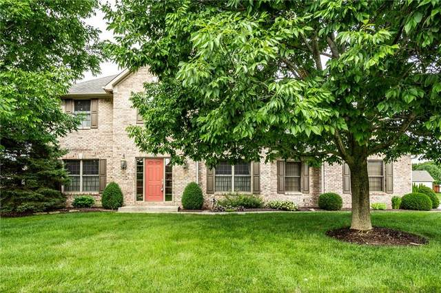 5935 Hickory Woods Drive, Plainfield, IN 46168 (MLS #21728805) :: Mike Price Realty Team - RE/MAX Centerstone