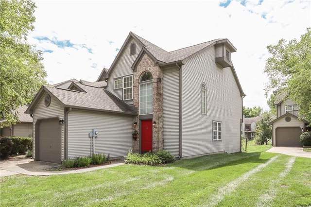 7441 Oceanline Drive, Indianapolis, IN 46214 (MLS #21729341) :: Mike Price Realty Team - RE/MAX Centerstone