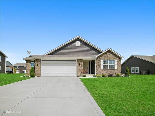1265 W Jade Drive, Fortville, IN 46040 (MLS #21730341) :: Mike Price Realty Team - RE/MAX Centerstone
