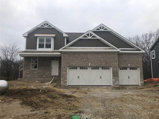 5124 Cheever Circle, Indianapolis, IN 46239 (MLS #21731022) :: Realty ONE Group Dream