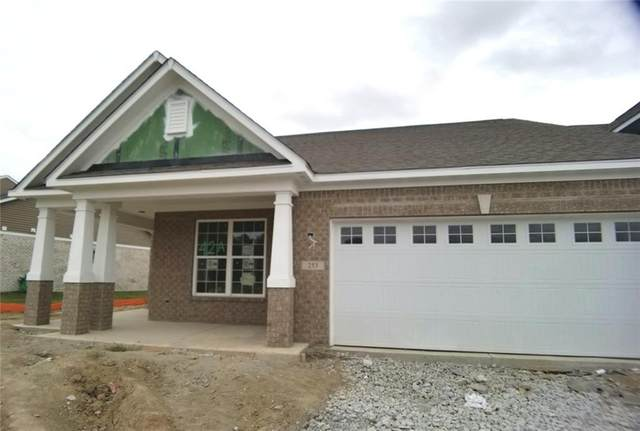 247 Mcrae Way, Greenwood, IN 46143 (MLS #21732024) :: Mike Price Realty Team - RE/MAX Centerstone