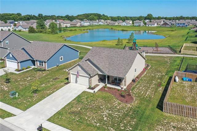 1269 W Limestone Way, Fortville, IN 46040 (MLS #21734040) :: Mike Price Realty Team - RE/MAX Centerstone