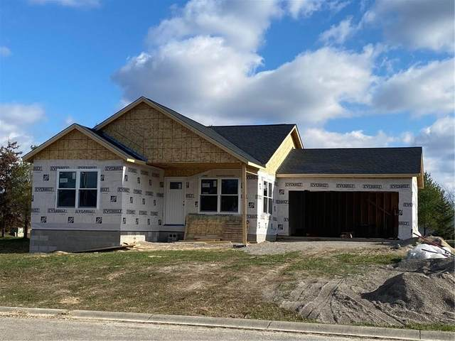 1960 Brookwater Drive, North Vernon, IN 47265 (MLS #21734414) :: Dean Wagner Realtors
