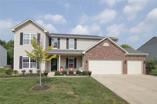 16954 Puntledge Drive, Westfield, IN 46062 (MLS #21734963) :: Mike Price Realty Team - RE/MAX Centerstone