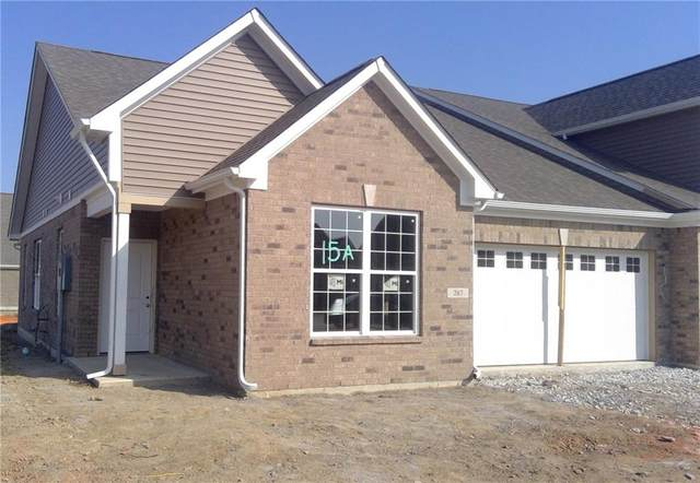 267 Darrough Drive, Greenwood, IN 46143 (MLS #21735112) :: AR/haus Group Realty