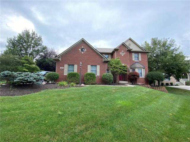 1338 Sullivans Ridge, Zionsville, IN 46077 (MLS #21735233) :: Ferris Property Group