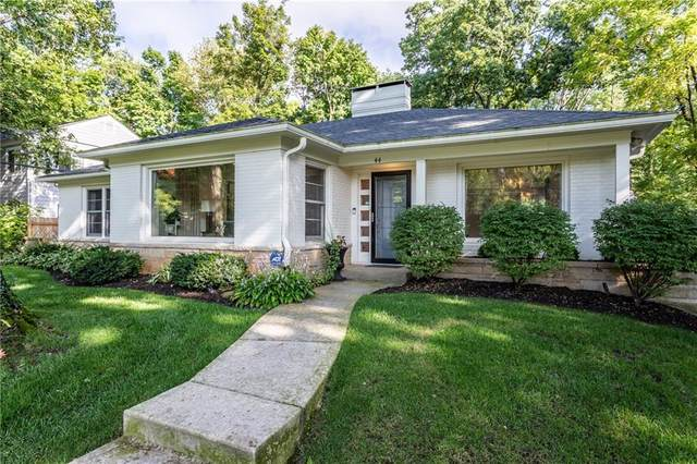 44 E 82nd Street, Indianapolis, IN 46240 (MLS #21736024) :: The ORR Home Selling Team