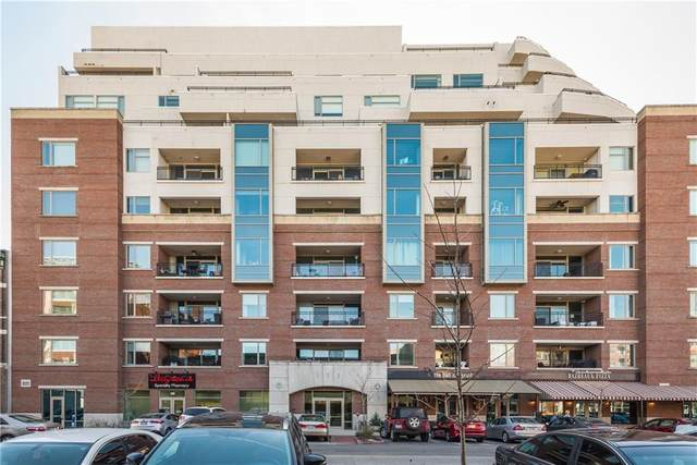 333 Massachusetts Avenue #505, Indianapolis, IN 46204 (MLS #21737801) :: Mike Price Realty Team - RE/MAX Centerstone